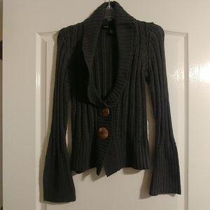 Rue 21 gray sweater